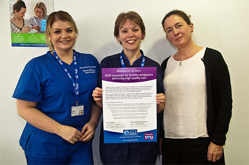 Head Midwife's Pledge to Care
