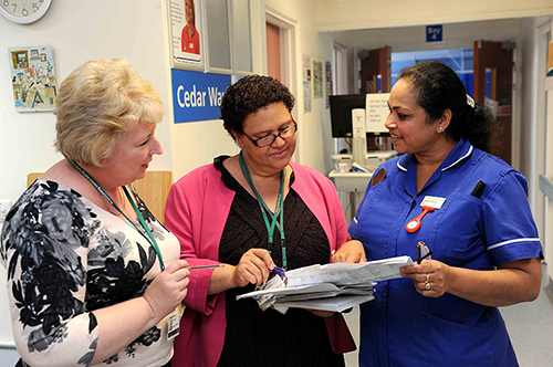 Improving Stroke Services across West Surrey