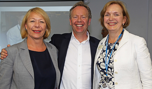 A fond farewell to outgoing Chief Executive Andrew Liles