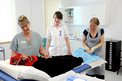Trust shortlisted for CHKS national healthcare efficiency award
