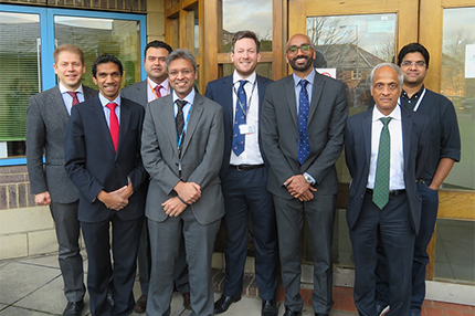 Urology team launch new virtual service