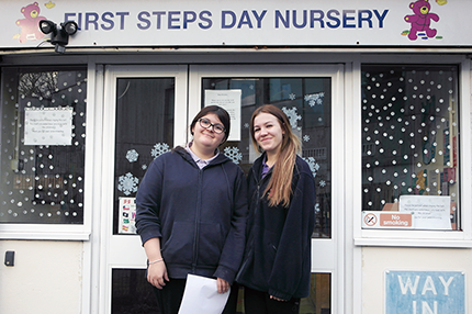 Congratulations to our Childcare Apprentices